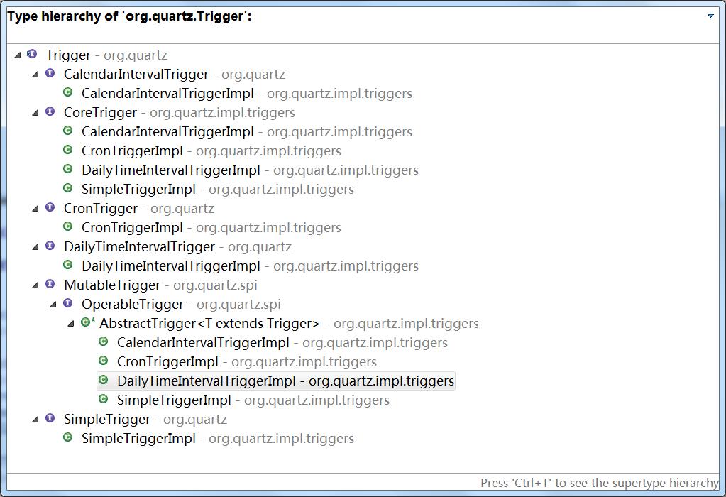 trigger_tree